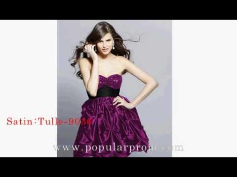 Popular Prom Faviana Prom Dress Gallery - Prom 2010