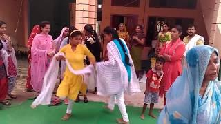 Dhol Dance by Punjabi Girls -Bhangra Video
