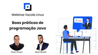 Hangout Online e Gratuito - Boas práticas de programação Java