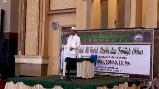 Ustadz Abdul Somad ﻋﺒﺪ ﺍﻟﺼﻤﺪ di Mesjid Agung at-Taqwa Kutacane, Aceh Tenggara