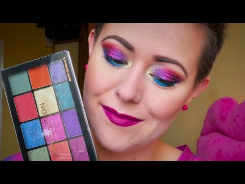 PALETA Passion For Color MUR - Warto? | Creepy In Pink