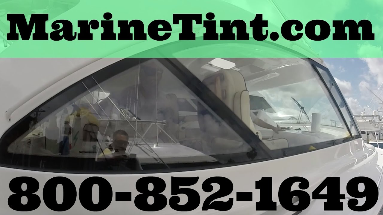 window tinting tampa fl leo touch boat window tinting st petersburg clearwater and tampa florida