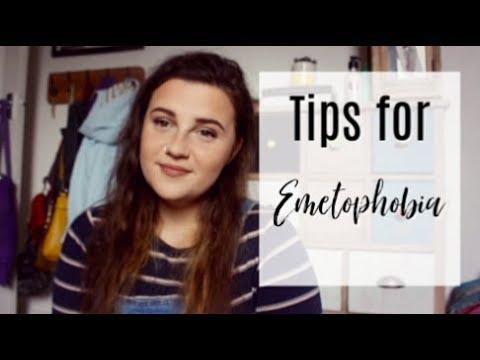 TIPS ON EMETOPHOBIA // PHOBIA OF SICK