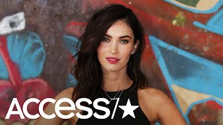 Megan Fox Shares Rare Family Photo With All 3 Of Her Kids On Halloween   Access