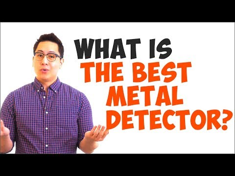 Best Metal Detector 2018