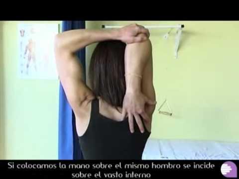 Estiramientos del tríceps sural
