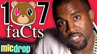 107 Kanye West Music Facts YOU Should Know (Ep. #15) - MicDrop
