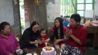 20130512--陳子婷--阿婷兩歲生日慶生