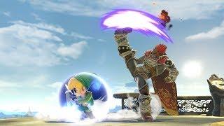 Top 10 Shield Breaks - Super Smash Bros. Ultimate