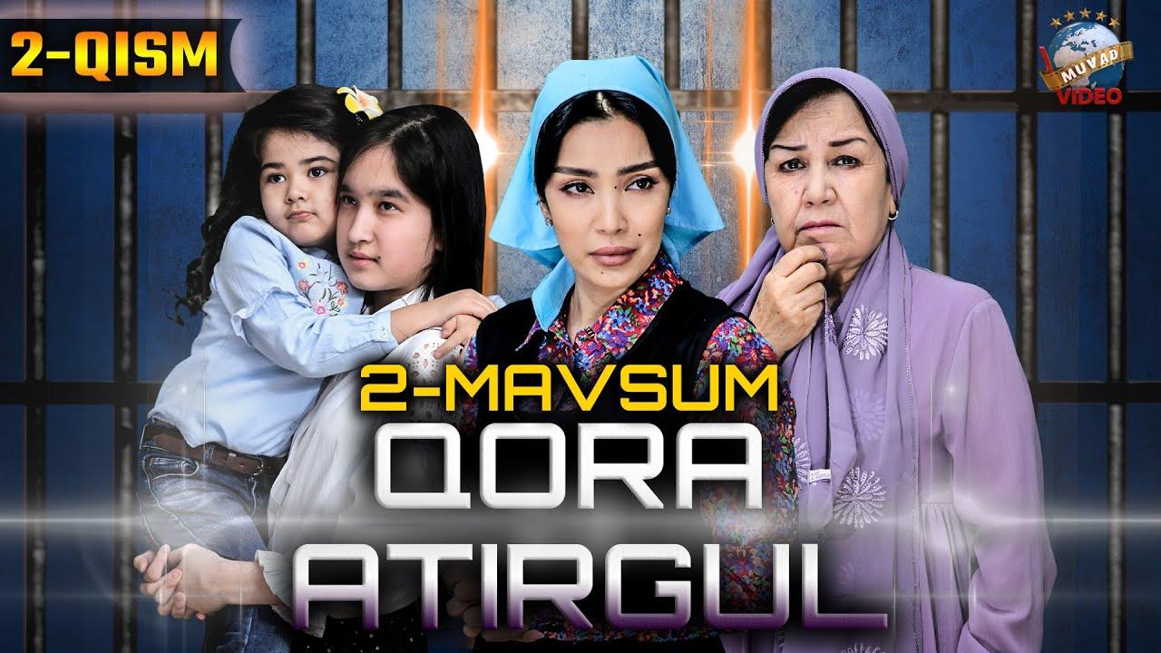 Qora atirgul (o'zbek serial) 62-qism | Кора атиргул (узбек сериал) 62-кисм