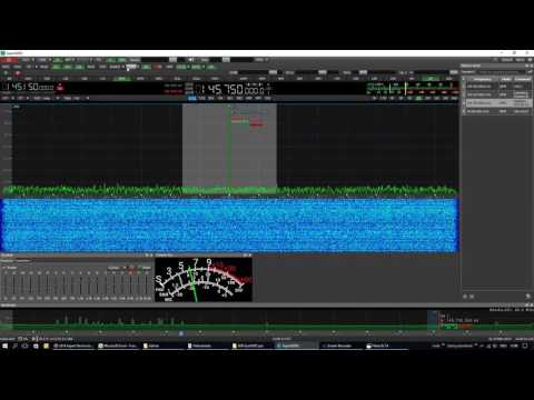 Software defined Radio - Setup eines SunSDR2 Pro (Deutsch)