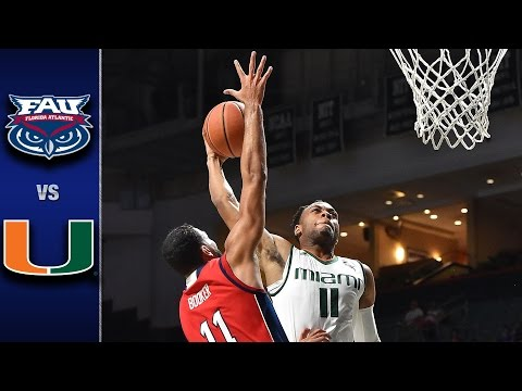 Miami vs. Florida Atlantic Men