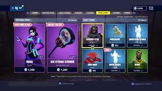 Fortnite ITEM SHOP from November 3rd (all skins, all gliders, all emotes and all axes) – Playr NINE