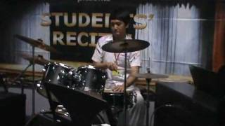 my drum recital : better days - dianne reeves