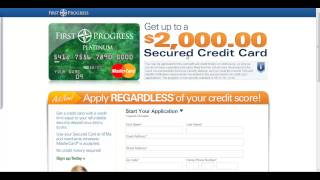 Credit Card Offers for People With Bad Credit
