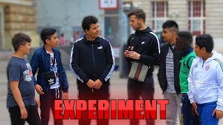 EXPERIMENT: KINDER ÜBERNEHMEN HAMBURG !..⛔️ | STREET UMFRAGE | Denizon