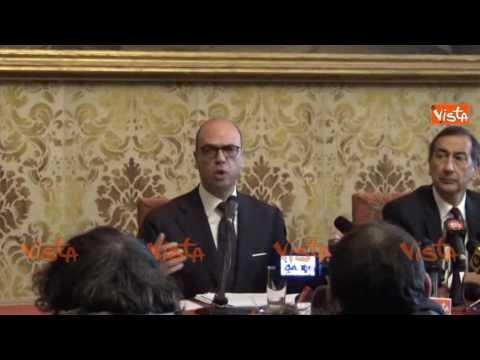 """Alfano: """"Candidiamo Milano come erede di Londra nel post-Brexit"""""""