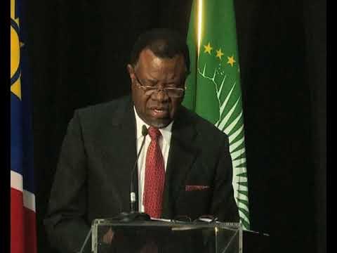 Namibians pay tribute to Late Nigerian Academic Professor Adebayo Adedeji -NBC