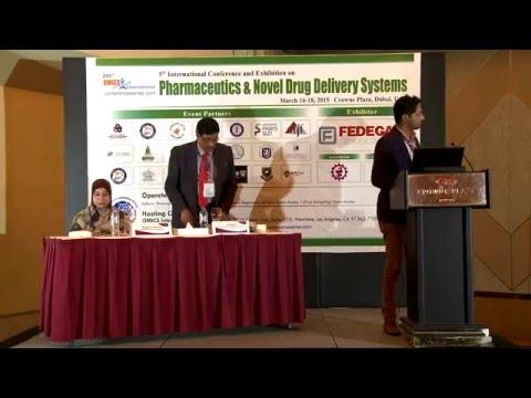 Mohit Kapoor | University of Toronto | Canada | Pharmaceutica 2015 | OMICS International