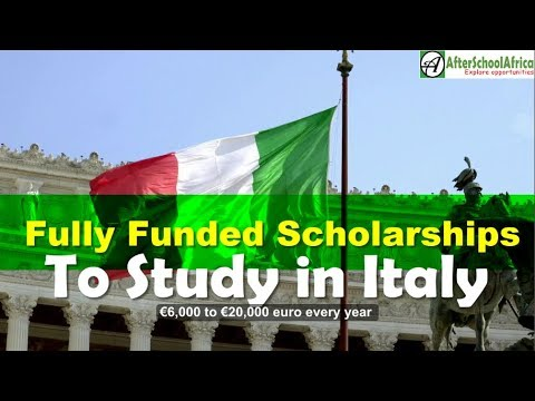 Top 10 Scholarships in Italy for International Students | Top 10 Series
