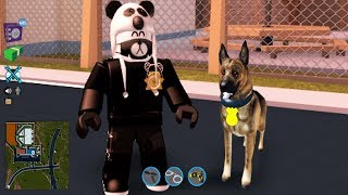 JAILBREAK POLICE DOGS UPDATE!! | Roblox
