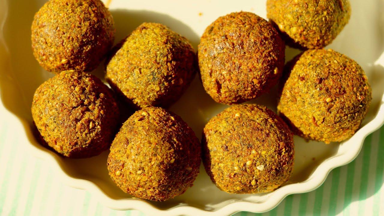 Best Falafel Recipe | Falafel Recipe | How To Make Falafel ...
