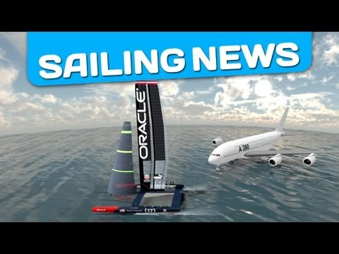 America's Cup : The wing sails
