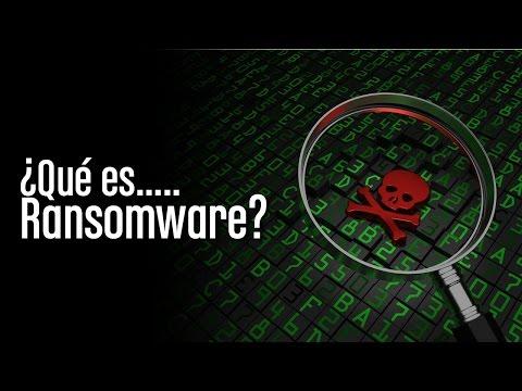 ¿Qué es Ransomware?