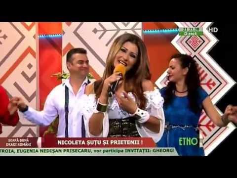 Roxana Argesanu-Dragoste, dulce belestem Etno TV