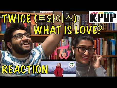 TWICE (트와이스) WHAT IS LOVE? JAPANESE VERSION REACTION