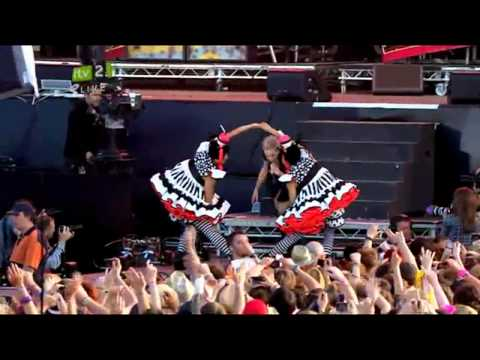 PINK  FUNHOUSE  ISLE OF WIGHT FESTIVAL HD