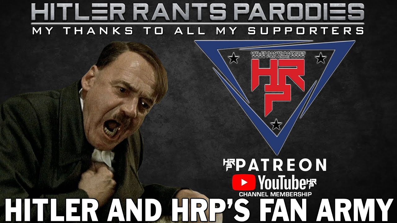 Hitler and HRP's Fan Army
