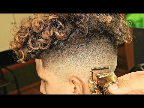 HOW TO FADE WITHOUT GUIDELINES | RONNIE BANKS HAIRCUT