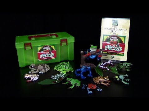 Colorata ® Tropical Rain Forest ® Frogs / Tropische Frösche - Teil 4 Unboxing / Re-Upload
