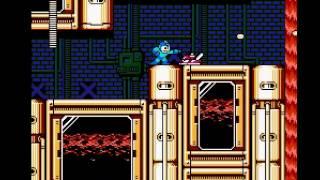 Mega Man 3 - Shadow Man Stage - Vizzed.com GamePlay - User video