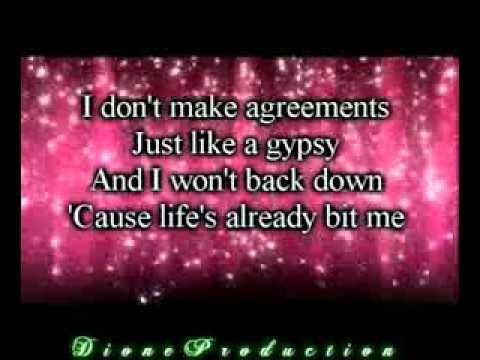 Shakira - Gypsy Official Lyrics