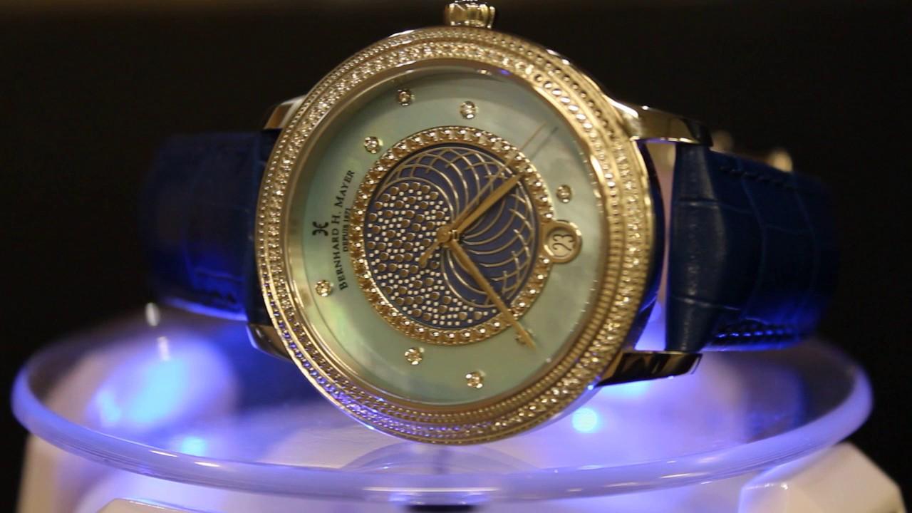Longines Master Collection обзор копии часов. - YouTube