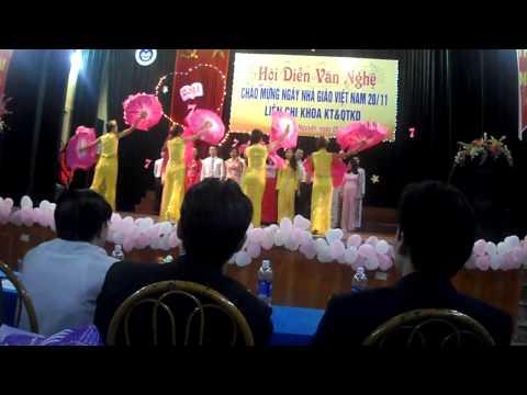 Tự Hào Nhà Giáo Việt Nam _ Khoa KT&QTKD