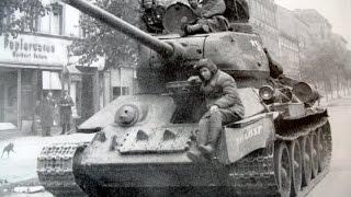 11серия Оружие Победы: т-34 саммый масовый танк СССР