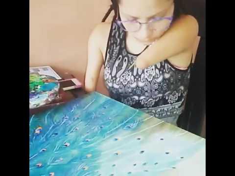 Inspiring art by artist zuly sanguinoo youtube - Pinturas sanguino ...