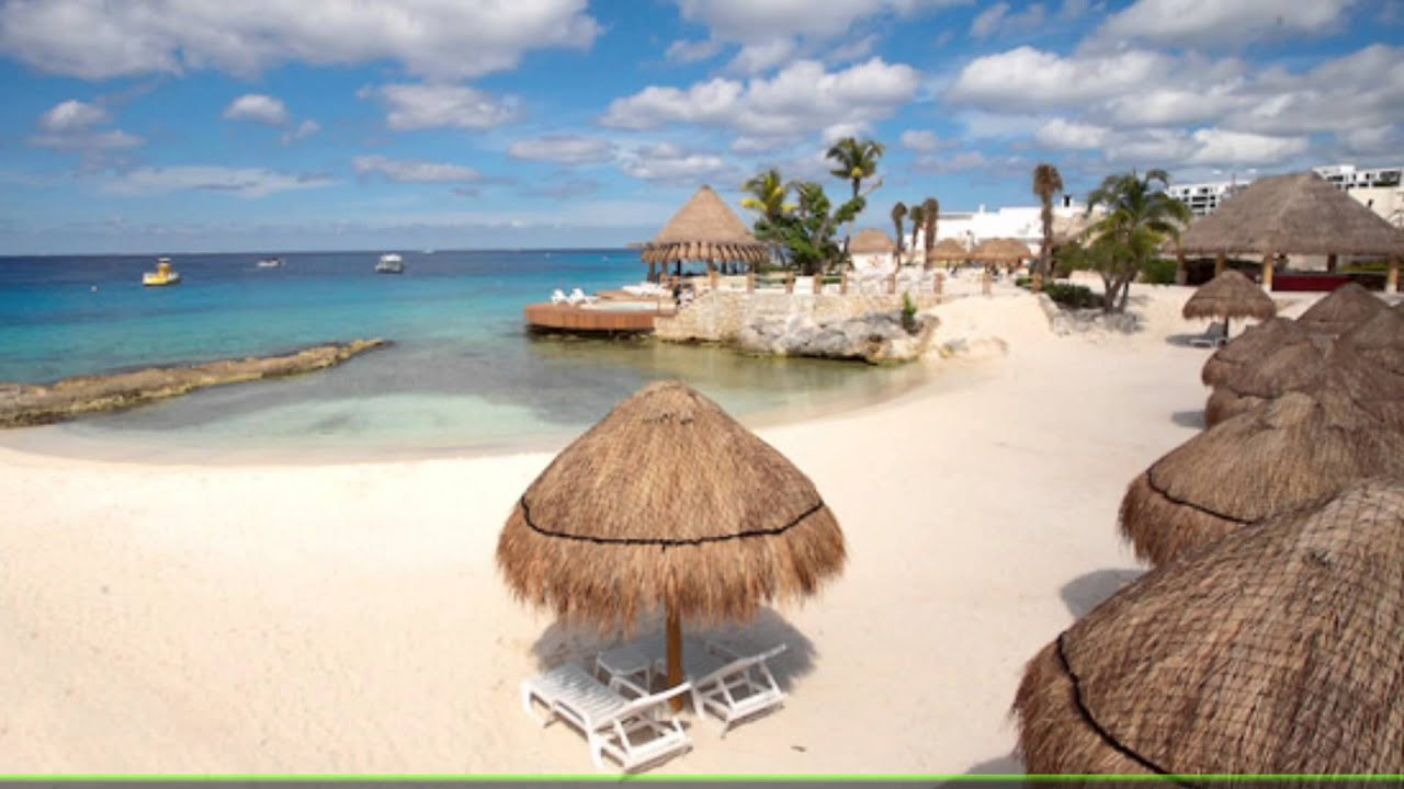 Top 10 mexico all inclusive resorts park royal cozumel for Top 10 all inclusive