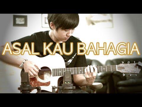 Armada - Asal Kau Bahagia (Fingerstyle Guitar Cover by Harry Cho)