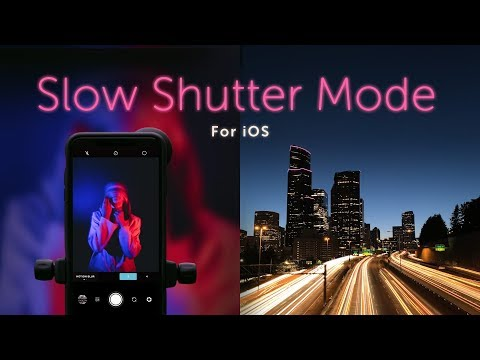 How To Get The BEST Long Exposures On Your IPhone | IOS App Update