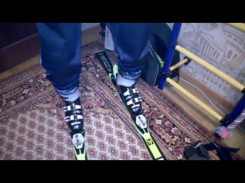 Вопрос: Как отрегулировать лыжные крепления?