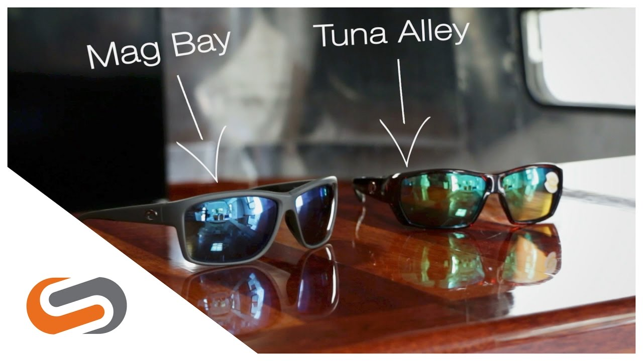 0cb3b8c12b5 Costa Tuna Alley vs. Mag Bay