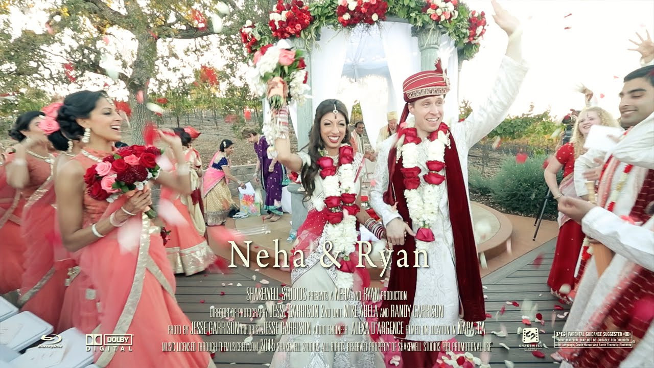 Bay Area Indian Wedding Highlights Video
