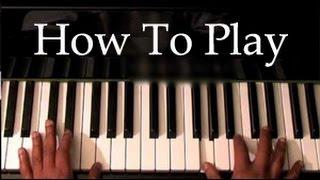 Afghan Jalebi (Ya Baba) Phantom Piano Tutorial ~ Piano Daddy