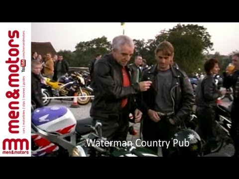 Waterman Country Pub - Weekly Bikers Gathering