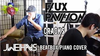 Flux Pavilion - Cracks (Dubstep Beatbox Piano Cover)