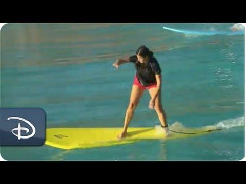 Learning to 'Hang 10' at Disney's Typhoon Lagoon Water Park | Walt Disney World